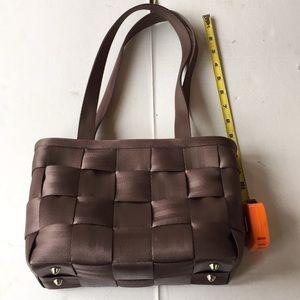 Harveys handbag seatbelt